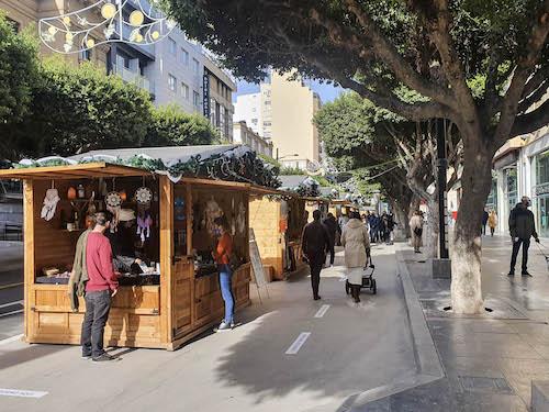 Almería Mercado Navideño
