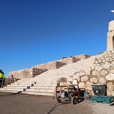 Obras Sagrado Corazón Almería