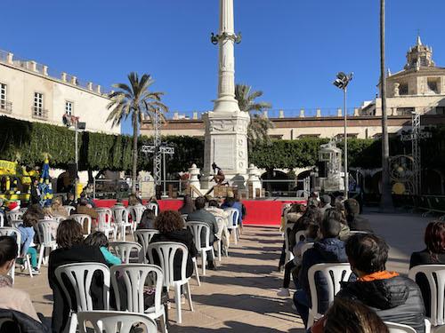 Almería cultura teatro infantil