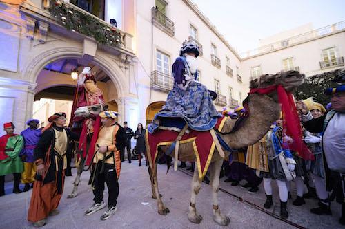 Reyes Magos Almería
