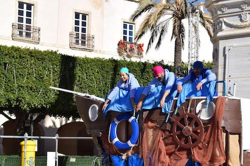 Almería teatro Glubs Navidad