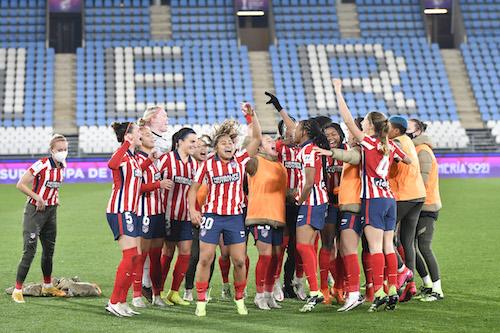 Supercopa femenina fútbol Almería