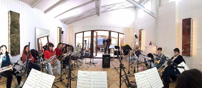 Clasijazz Valparaiso Big Band
