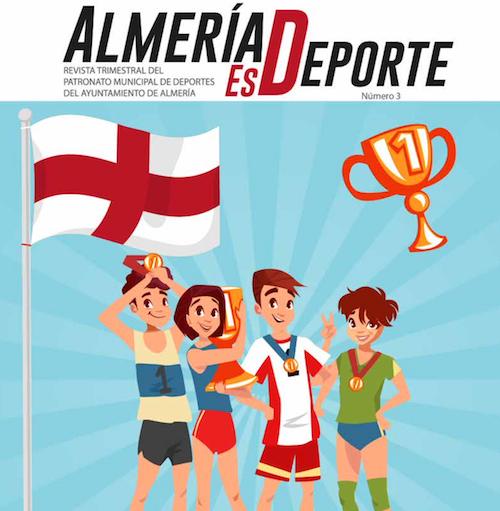 Almería revista deportes PMD