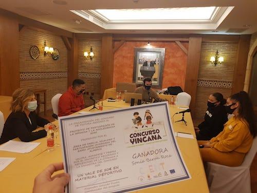 Almería igualdad premio gymkana