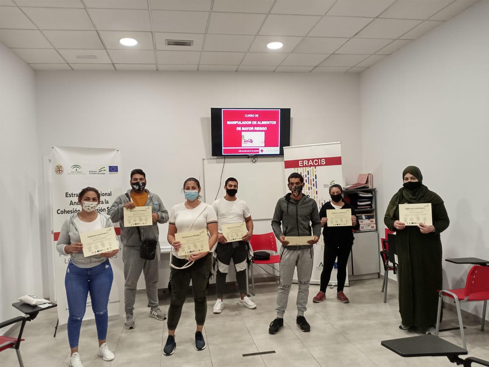 Almería cursos ERACIS