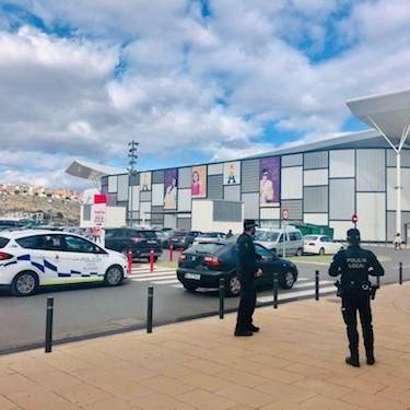 Policia Local Almería Covid