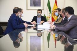 Ayuntamiento Almería POEFE contratos