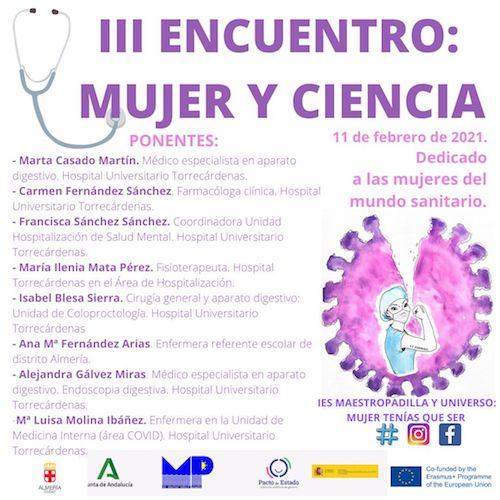 Almería Mujer y ciencia