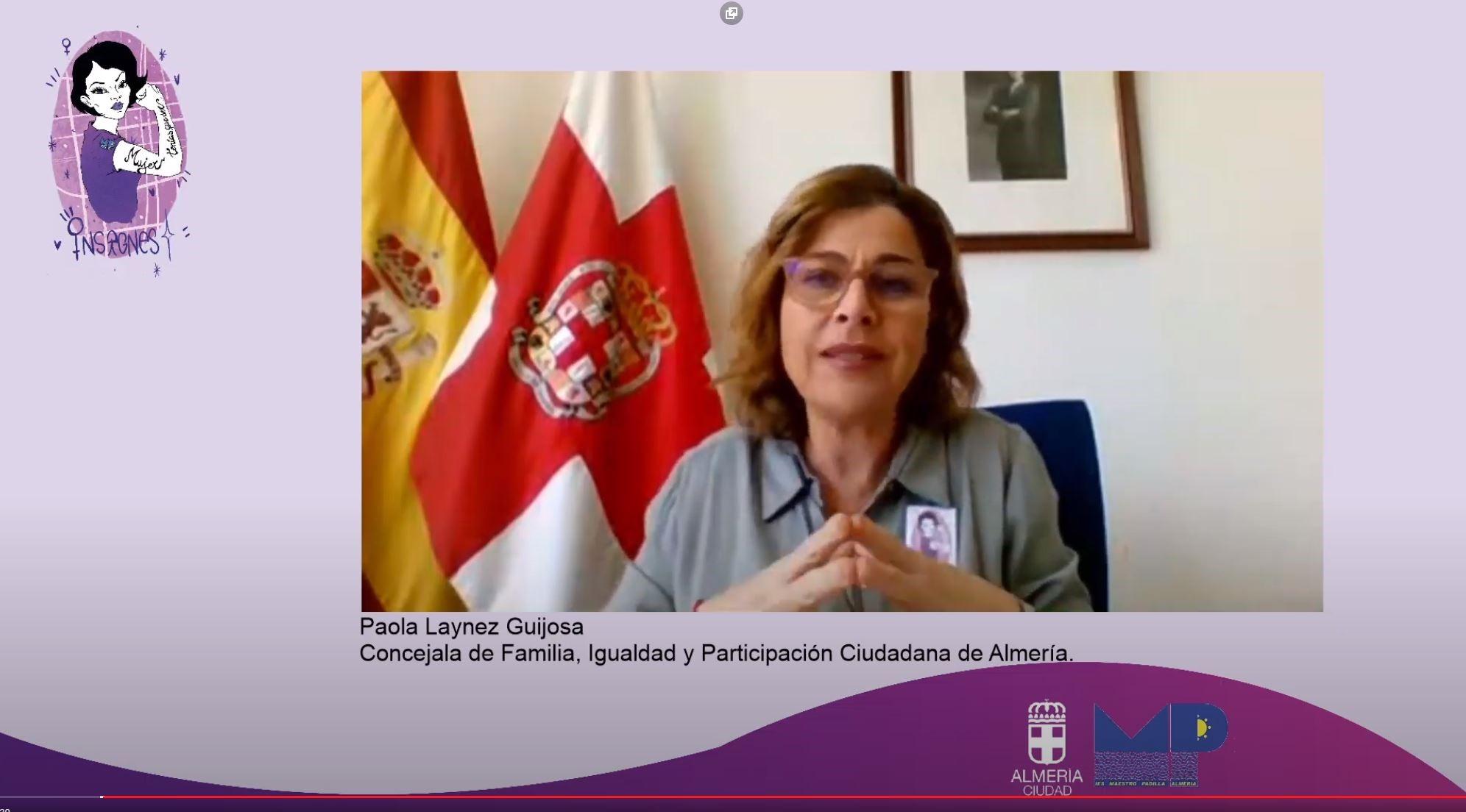 Almería NCUENTRO MUJER Y CIENCIA
