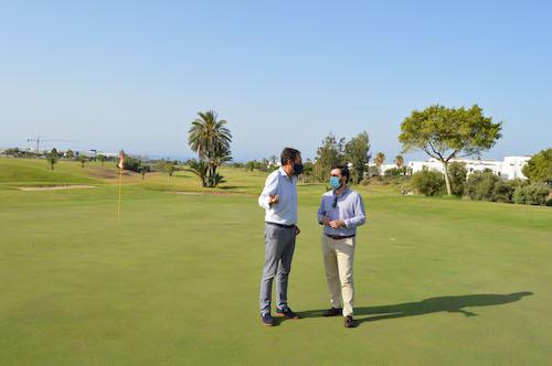 Almería promoción Alborán Golf