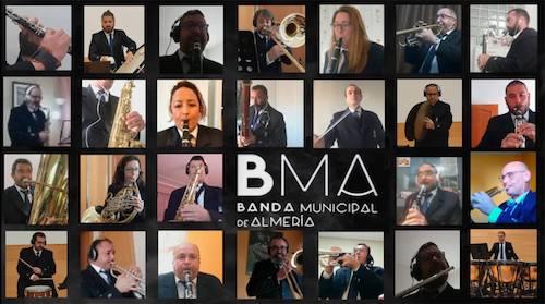 Almería Cultura Banda Municipal