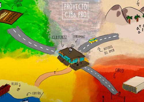 Almería cultura Clasijazz CJBb Pro