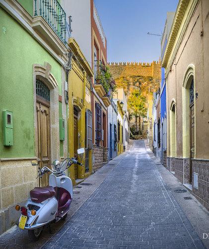 Almería turismo visitas Medina