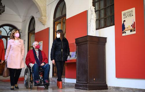 Almería discapacidad Gallo Pedro