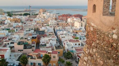 Almeria turismo La Medina