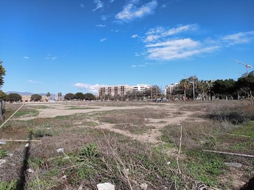 Ayuntamiento Almería parcela educativa
