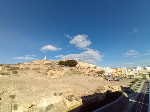 Almería Cerro San Cristóbal