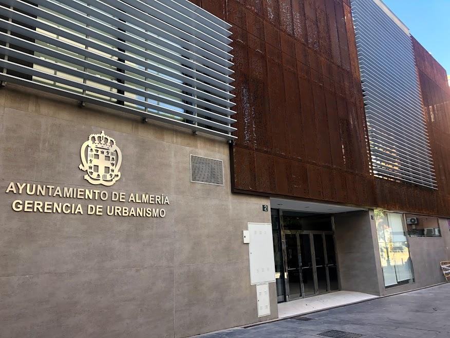 Gerencia municipal urbanismo Almería