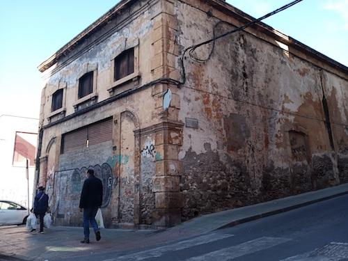 Almería antiguo cine Katiuska