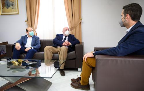 Alcalde Almería delegado Ideal