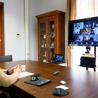 Reunión Almería Alta Velocidad