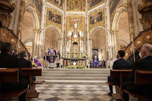 Obispo coadjuntor Almería