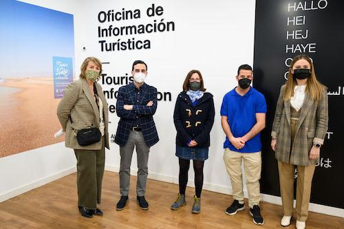 Oficina turismo Almería accesible