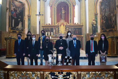 Almería Hermandad Santo Sepulcro