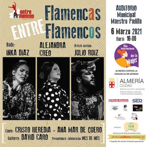 Almería cultura flamenco mujer