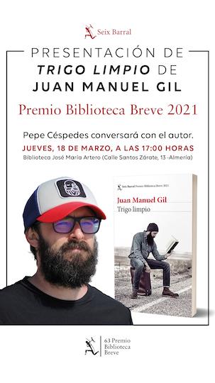 Almería cultura libro Gil