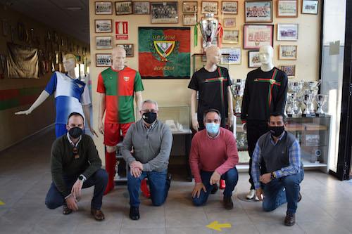 UDPavía fútbol Almería