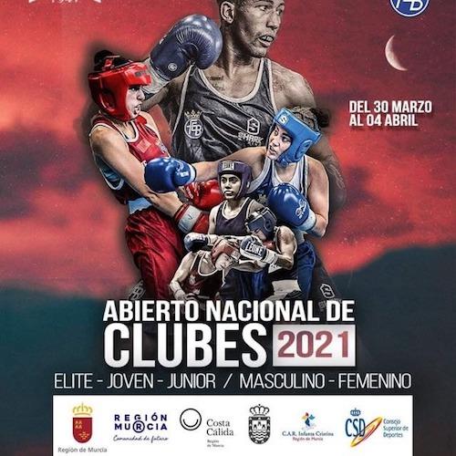 Almería deportes club boxing