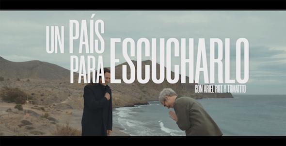 Almería País para escucarlo