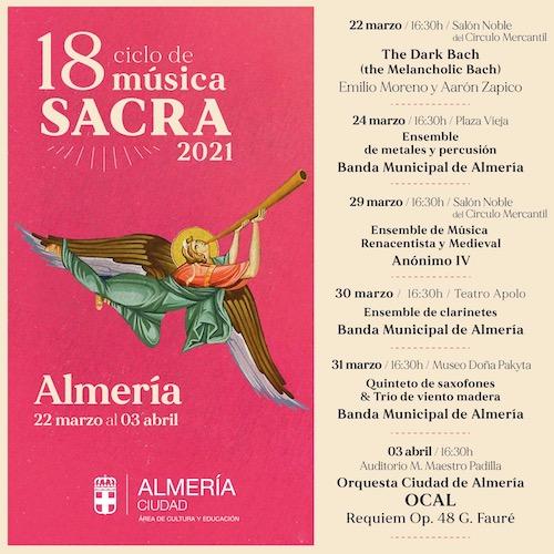 Almería Cultura Musica Sacra