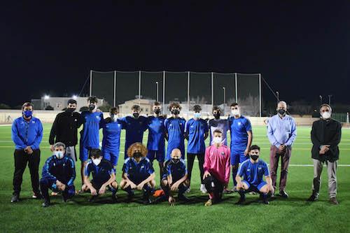 Almería Escuela TAE fútbol
