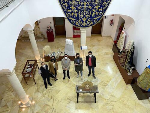 Exposición Hermandad Prendimiento Almería