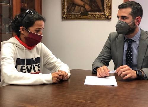 Alcalde Almeria apoyo madre Gabriel