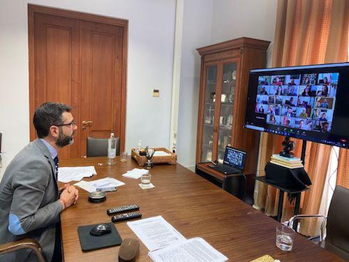 Ayuntamiento Almeria pleno presupuesto