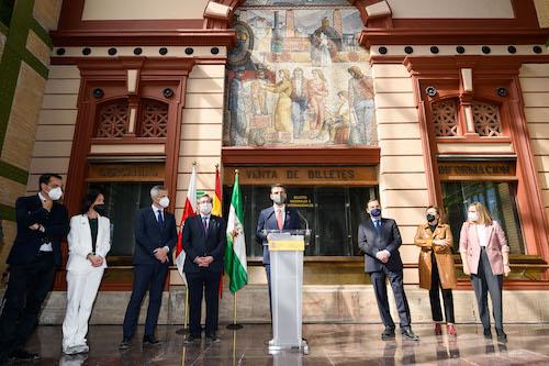 Ministro Abalos Alcalde Almería