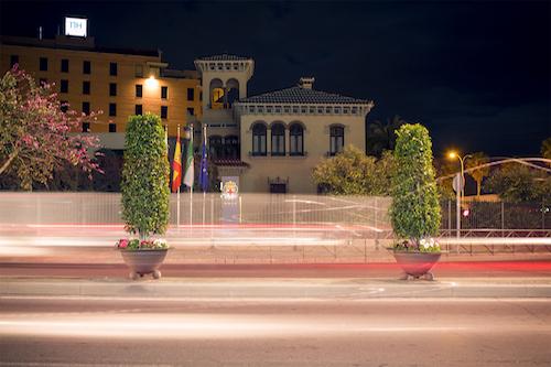Ayuntamiento Almería sede Alcaldía