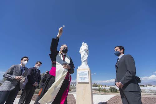 Almería monumento San José
