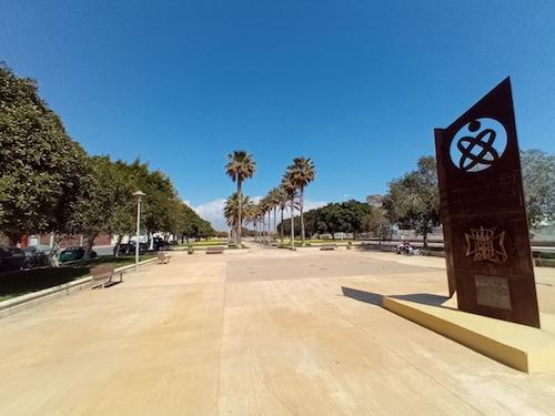 Almería jardines Enfermería