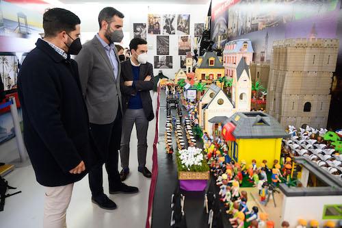 Semana Santa Almería Playmobil