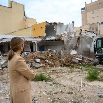 Almería urbanismo demolición