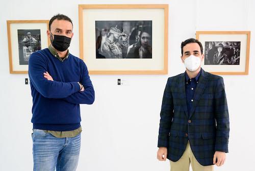 Almería exposición Manu Méndez