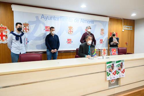 Almería Campeonato Andalucía Hockey