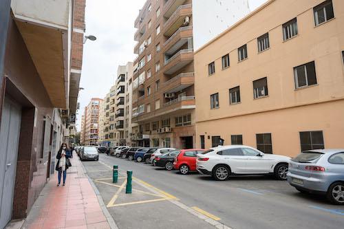 Almería obras Los Picos