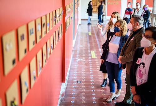 Almería arte mujer igualdad