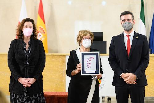Premiadas día mujer Almería